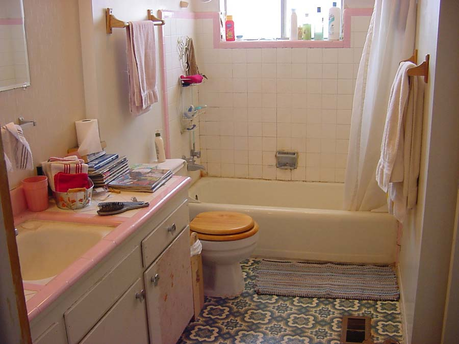 Elegant Bath 2 Before U0026 After. Miracle Remodel