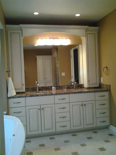 Utah 3 easy steps photo gallery 3 day kitchen bath for Bathroom remodel utah